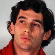 Crash Ayrton Senna