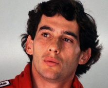 Crash Ayrton Senna